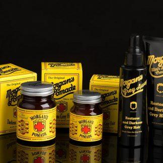 Производи за потемнување на косата